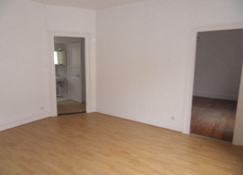 Appartement à louer 70.16m2 à Strasbourg