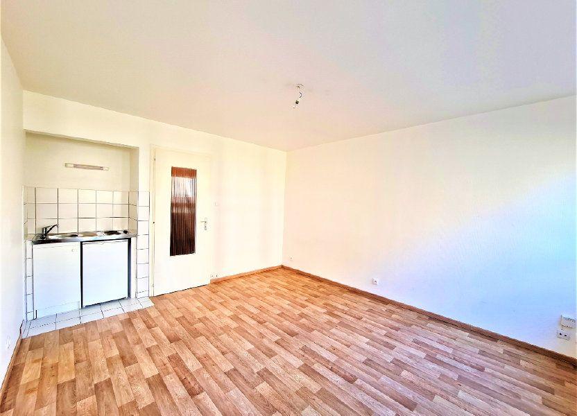 Appartement à louer 25m2 à Strasbourg