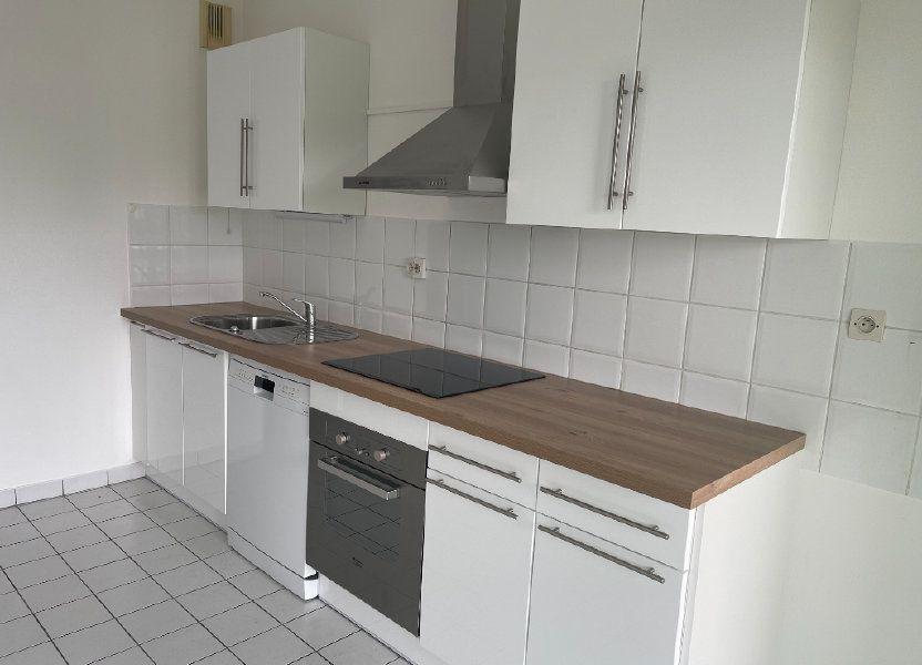 Appartement à louer 71.86m2 à Strasbourg