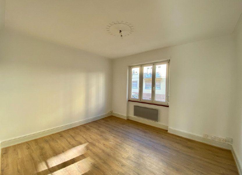 Appartement à louer 48.26m2 à Strasbourg