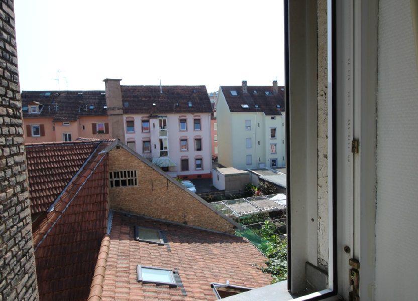 Appartement à louer 31.62m2 à Schiltigheim