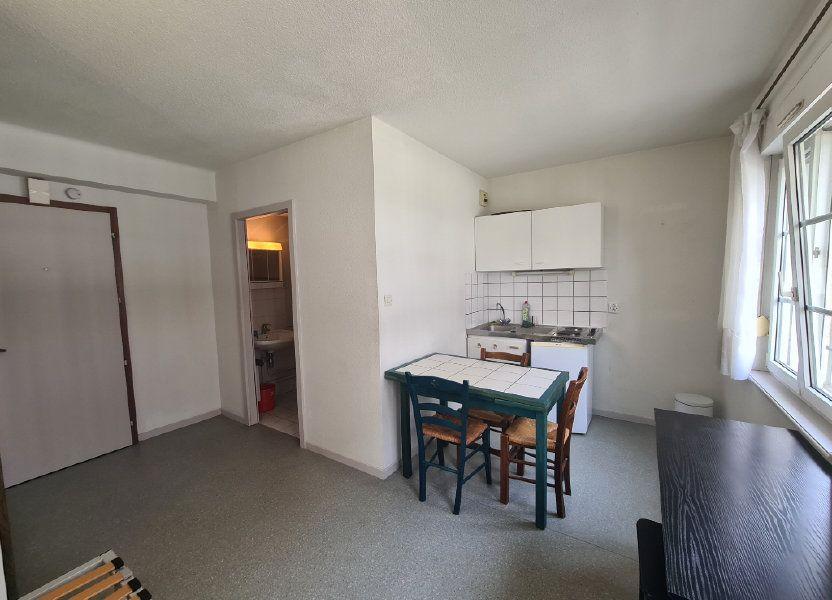 Appartement à louer 17.81m2 à Strasbourg
