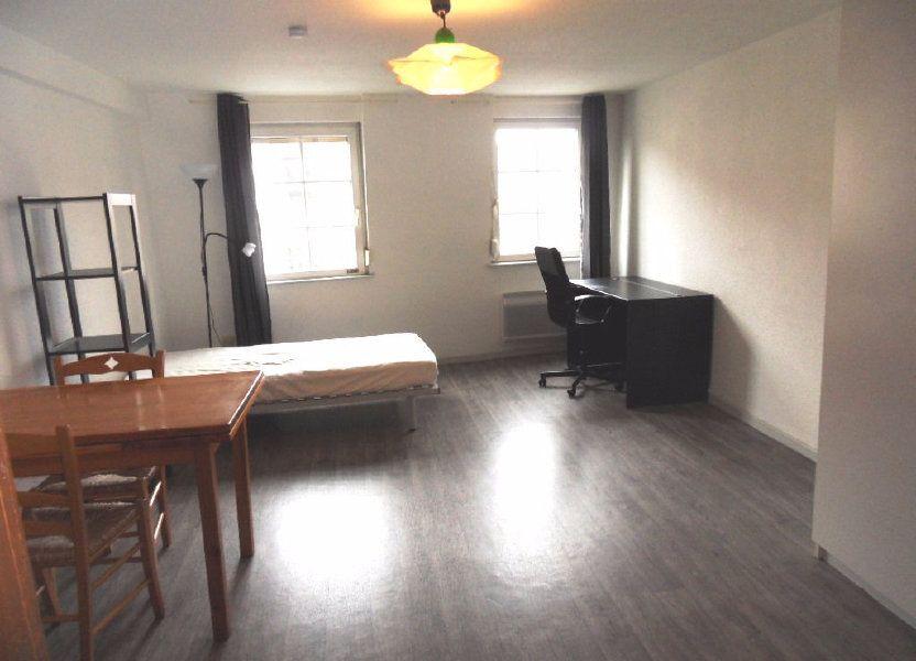 Appartement à louer 31.24m2 à Strasbourg