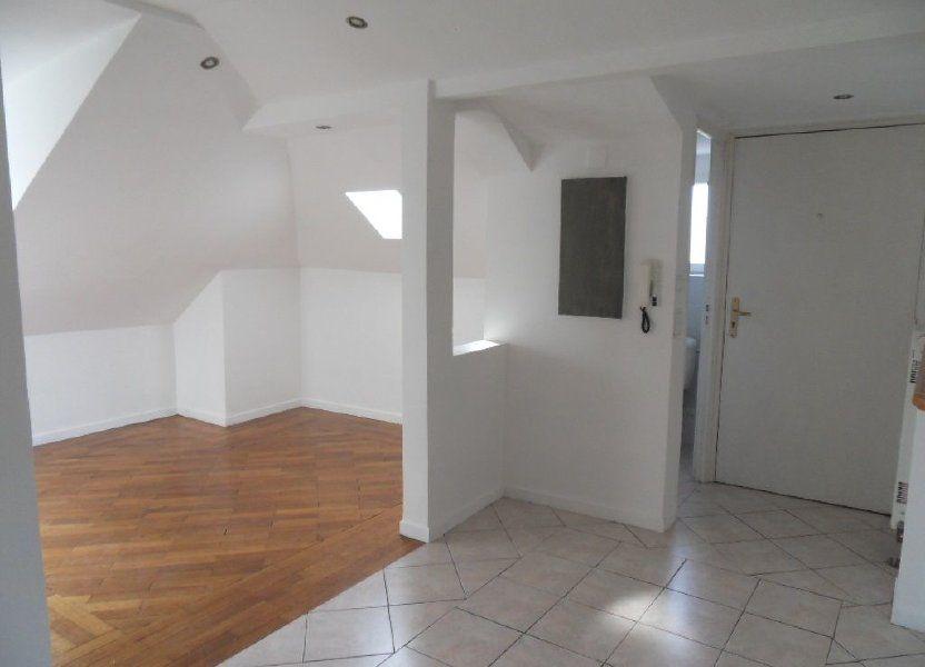 Appartement à louer 45.84m2 à Strasbourg