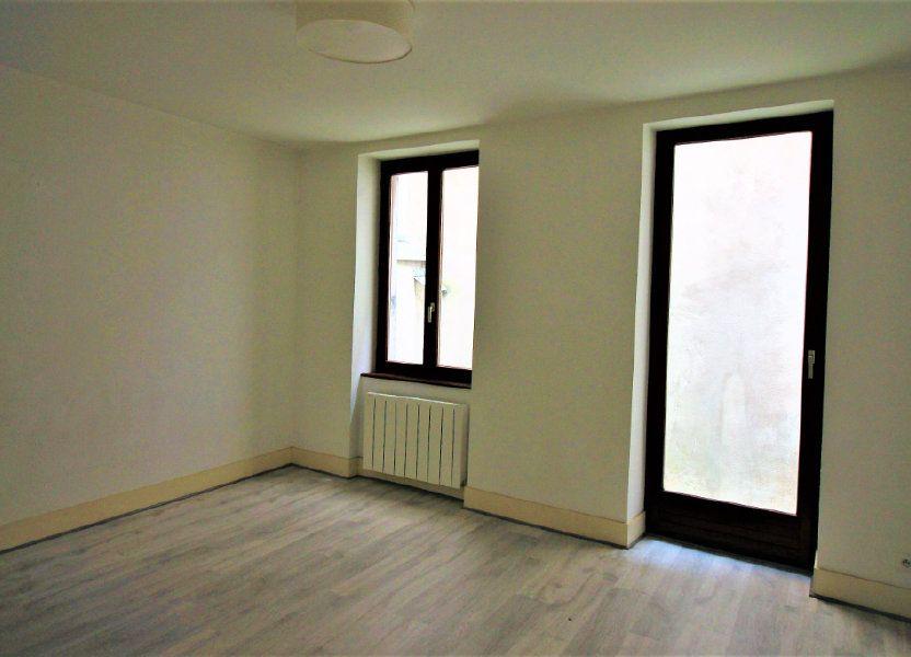 Appartement à louer 47.47m2 à Strasbourg