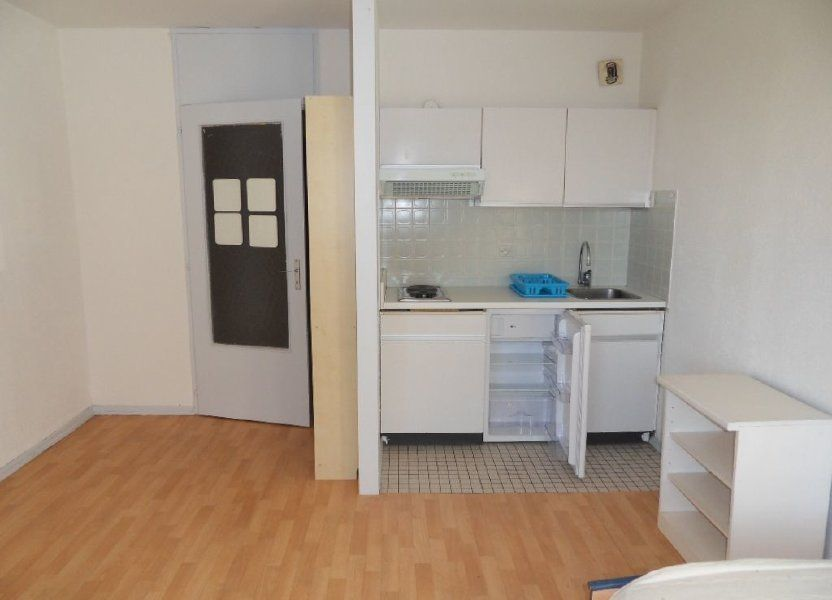 Appartement à louer 27.77m2 à Strasbourg