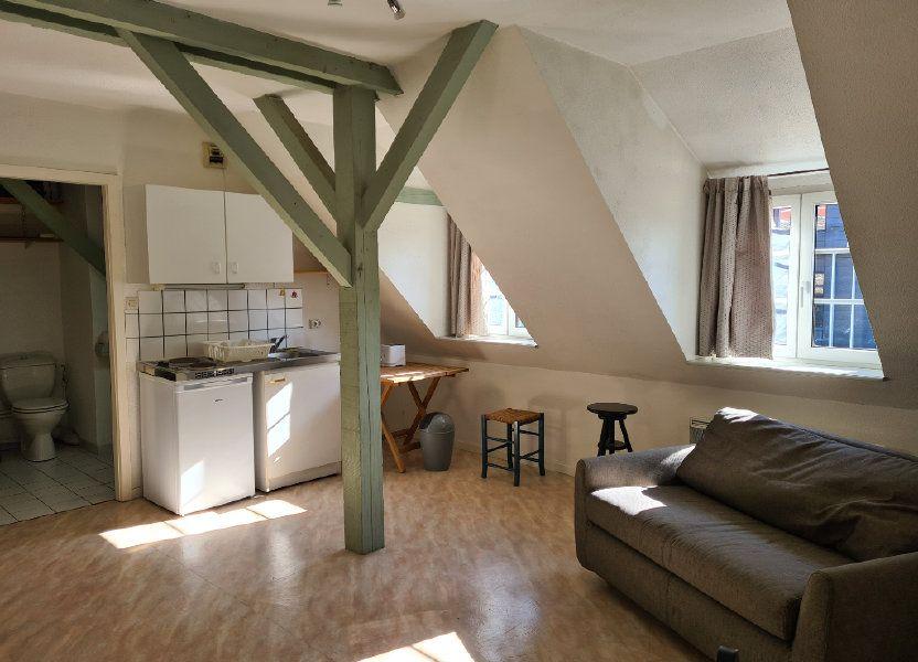Appartement à louer 30.82m2 à Strasbourg
