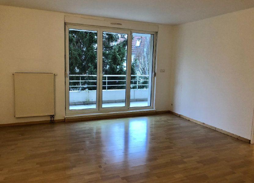 Appartement à louer 79.8m2 à Strasbourg