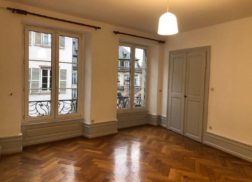 Appartement à louer 50.91m2 à Strasbourg