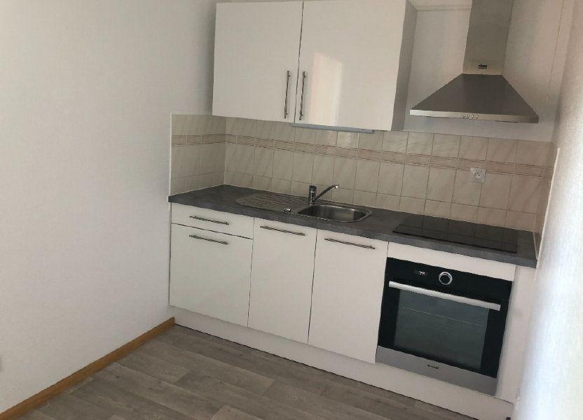 Appartement à louer 52.73m2 à Strasbourg