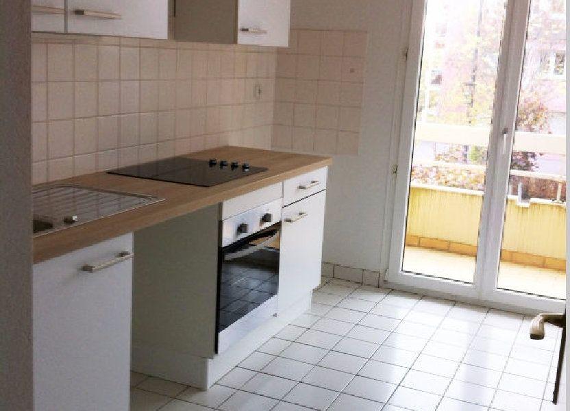 Appartement à louer 46.14m2 à Souffelweyersheim