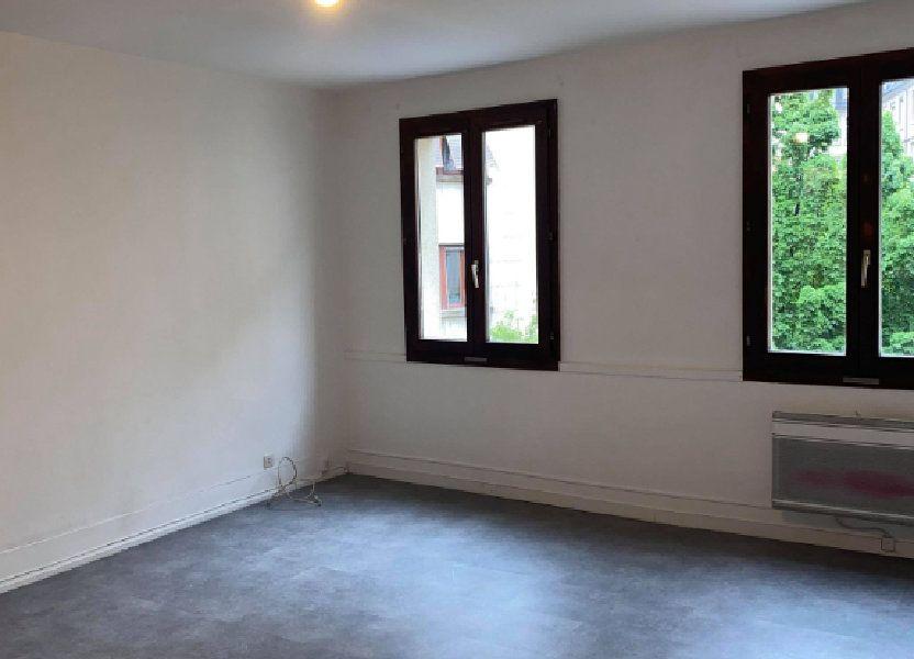 Appartement à louer 22.5m2 à Strasbourg