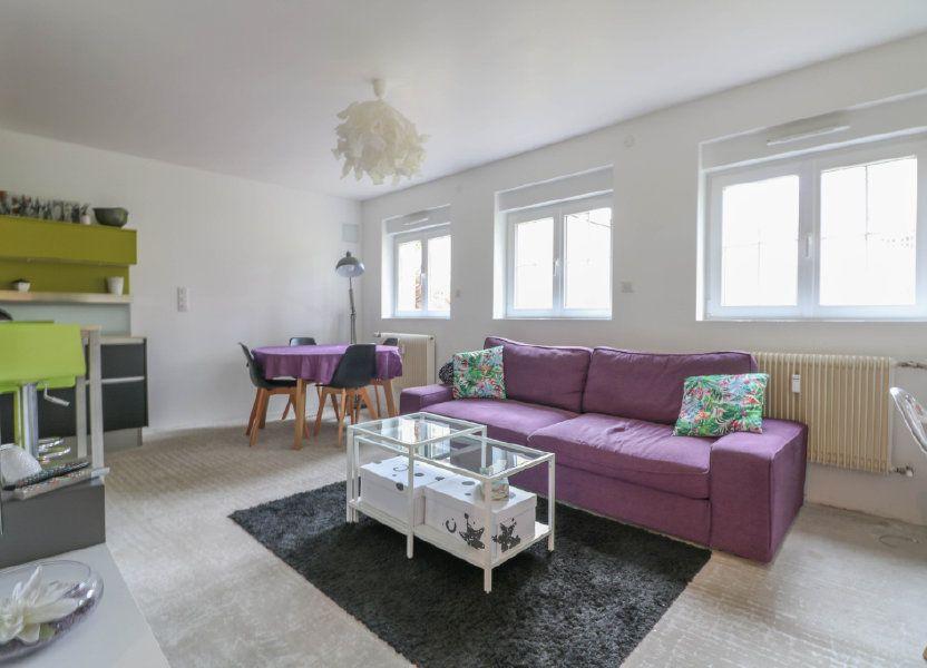 Appartement à louer 53.94m2 à Oberhausbergen