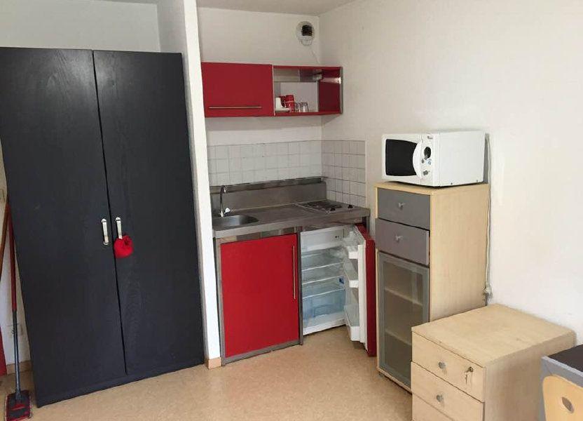 Appartement à louer 20.37m2 à Illkirch-Graffenstaden