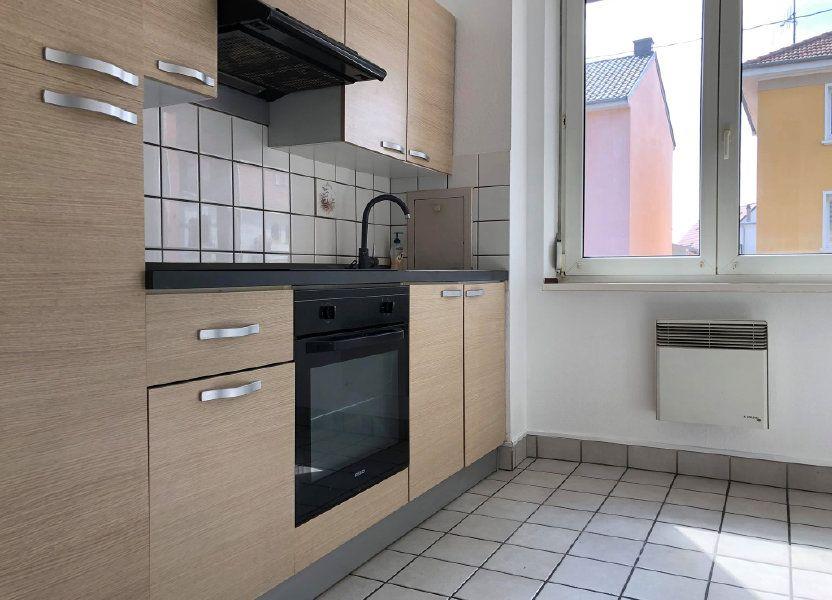 Appartement à louer 58.77m2 à Souffelweyersheim