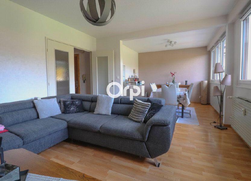 Appartement à vendre 81.02m2 à Obernai