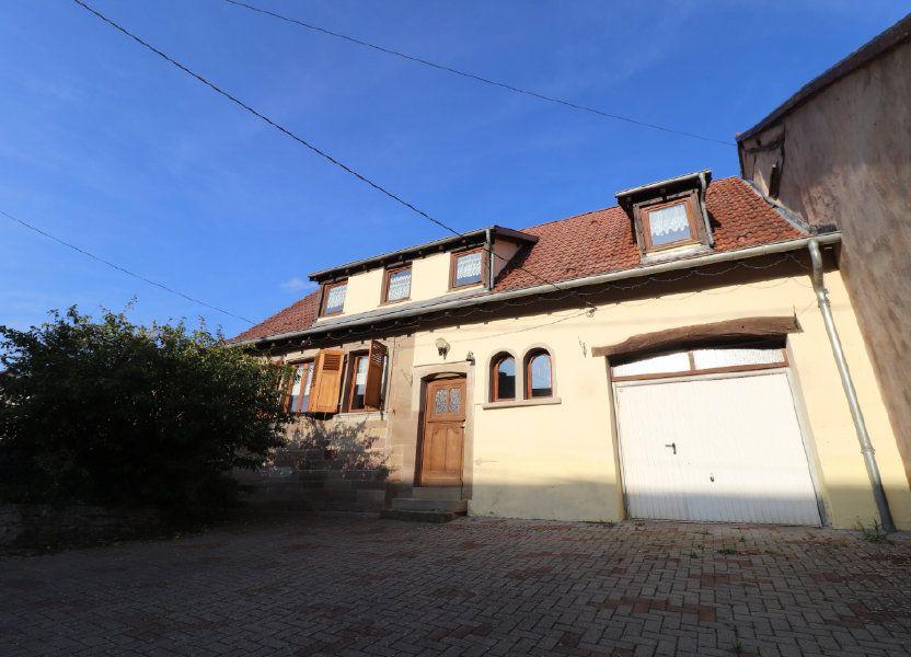 Maison à vendre 172m2 à Mackwiller