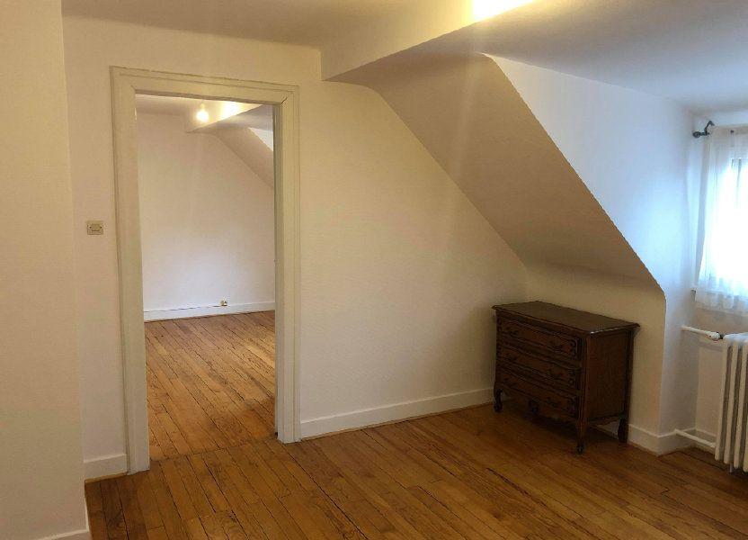 Appartement à louer 39.17m2 à Schiltigheim