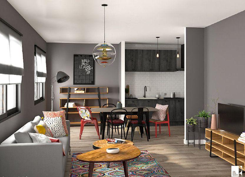Appartement à vendre 77.2m2 à Reichstett