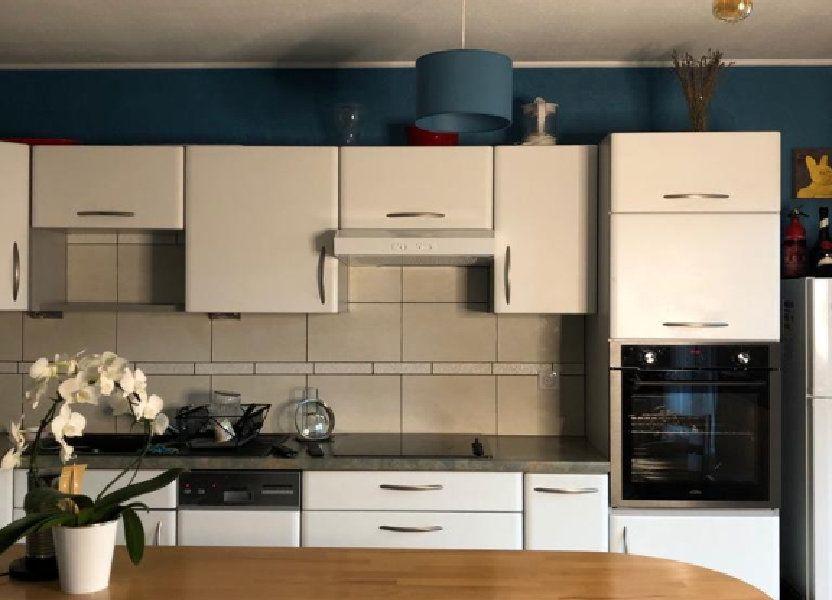 Appartement à louer 70.79m2 à Souffelweyersheim