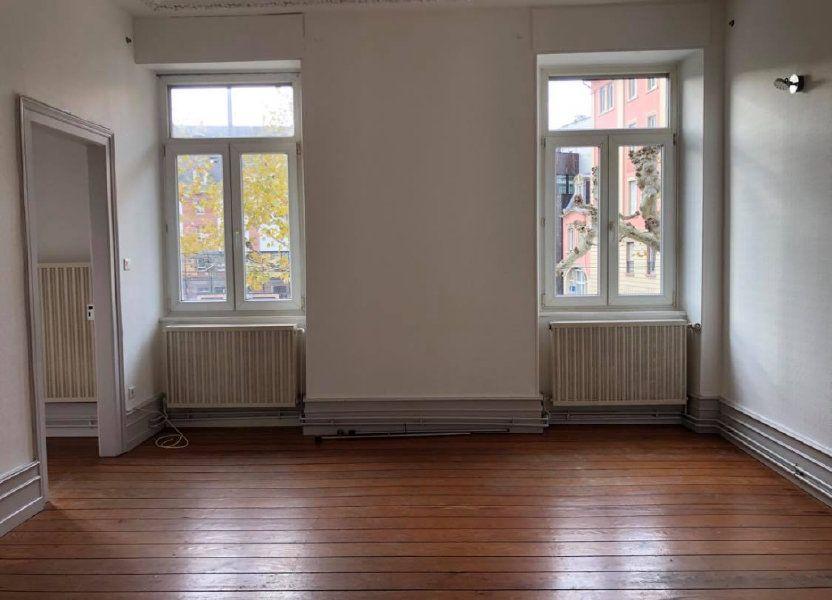 Appartement à louer 104m2 à Strasbourg