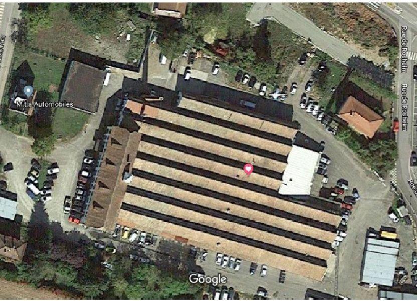Stationnement à louer 0m2 à Mutzig