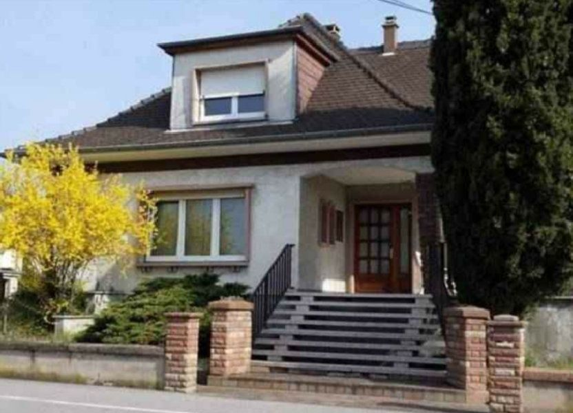Maison à vendre 280m2 à Bischwiller