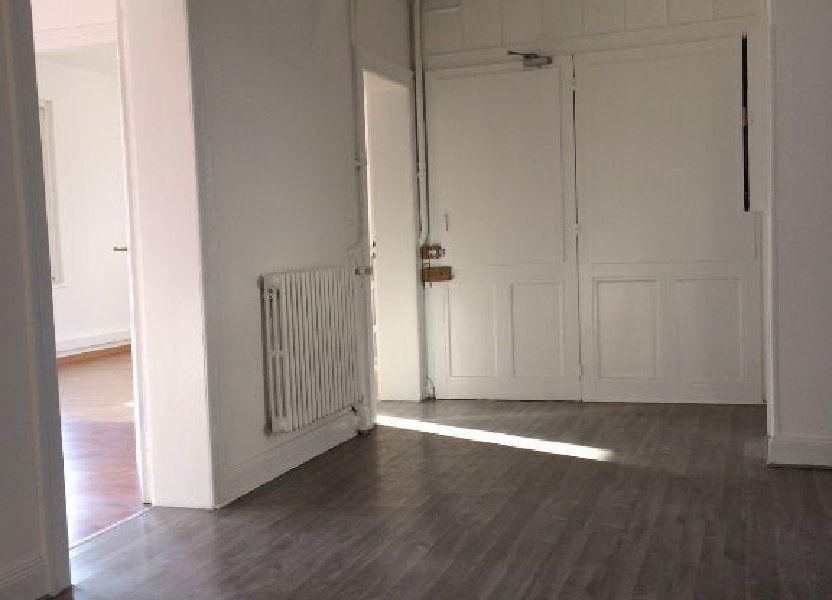 Appartement à louer 103.03m2 à Strasbourg