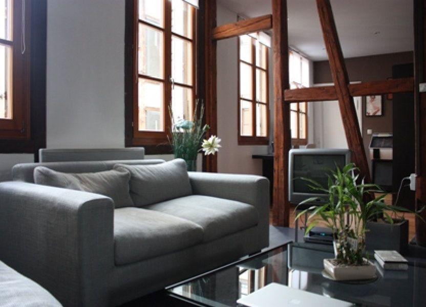 Appartement à louer 63.44m2 à Strasbourg