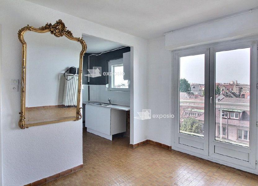 Appartement à louer 88.98m2 à Strasbourg