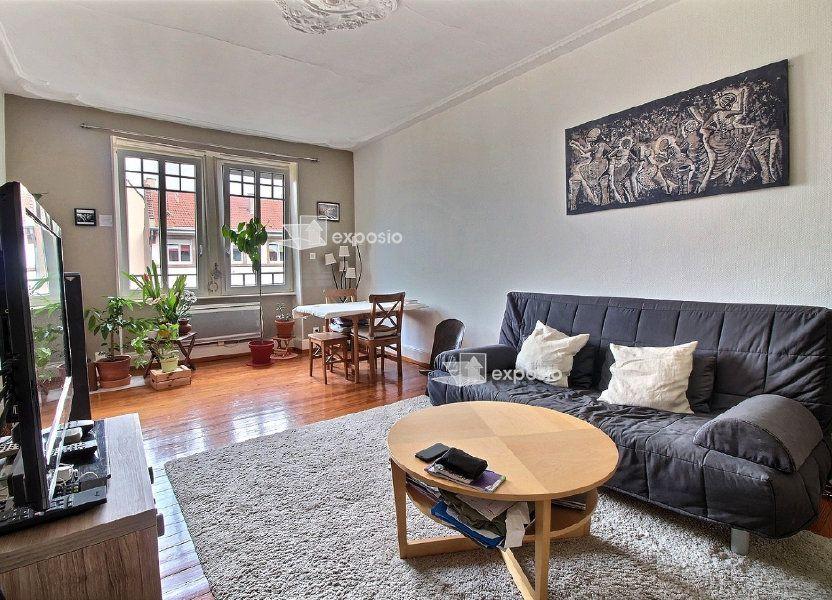 Appartement à louer 79m2 à Strasbourg