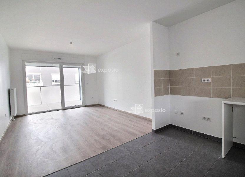 Appartement à louer 44m2 à Strasbourg