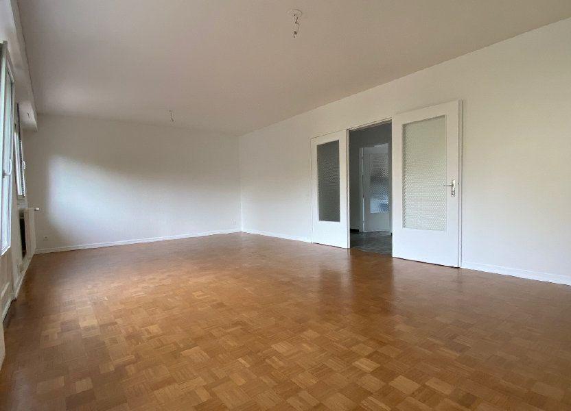 Appartement à louer 95m2 à Strasbourg