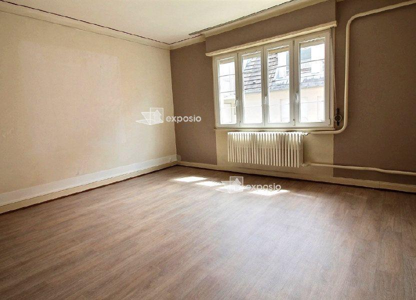Appartement à louer 87.44m2 à Strasbourg