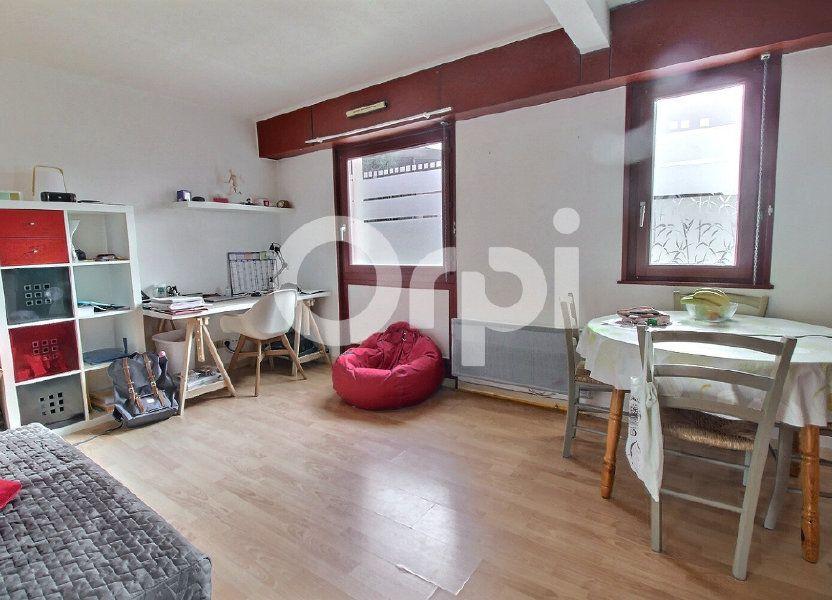 Appartement à vendre 37.96m2 à Illkirch-Graffenstaden