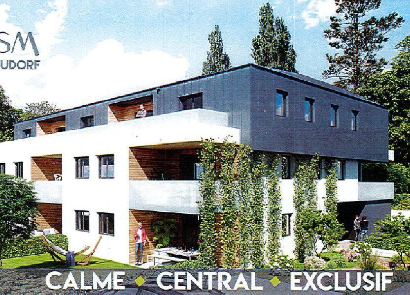 Appartement à vendre 74.87m2 à Strasbourg
