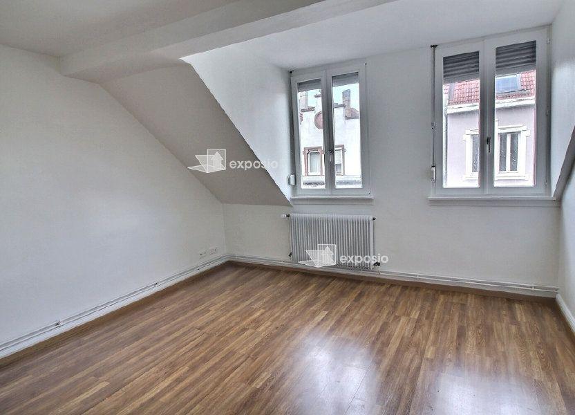 Appartement à louer 47m2 à Strasbourg