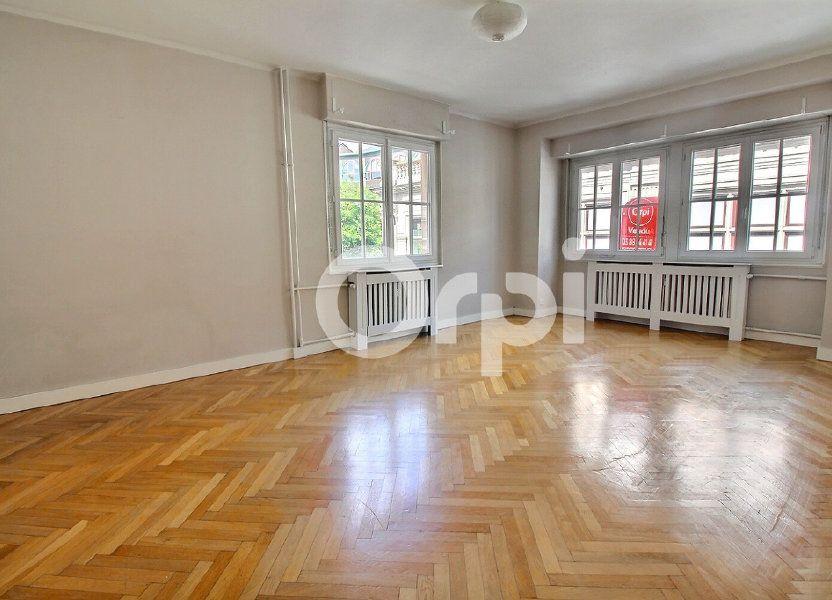 Appartement à vendre 90m2 à Strasbourg