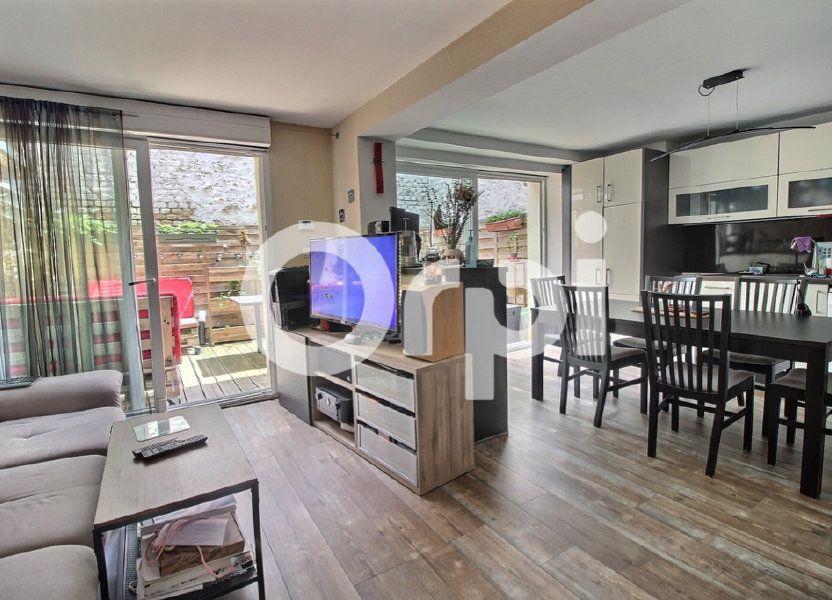 Appartement à vendre 75.8m2 à Strasbourg