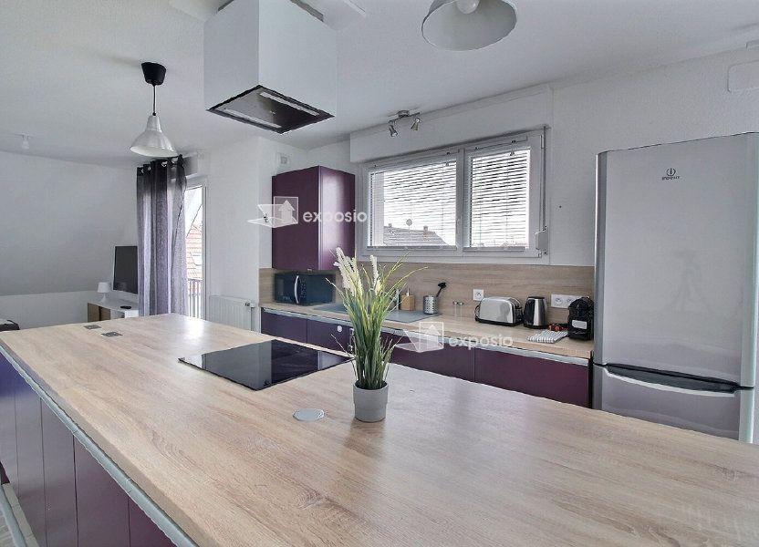 Appartement à louer 78.86m2 à Bischheim