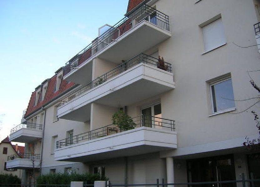 Appartement à louer 65m2 à Strasbourg