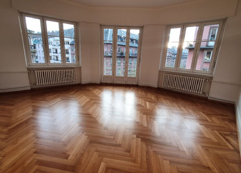 Appartement à louer 78.5m2 à Strasbourg