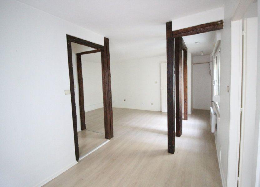 Appartement à louer 51.43m2 à Strasbourg