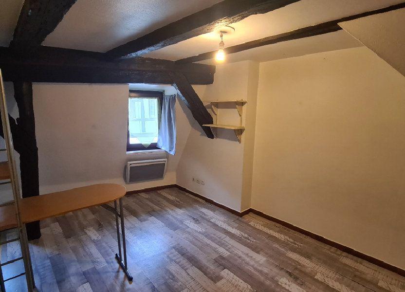 Appartement à louer 14.52m2 à Strasbourg