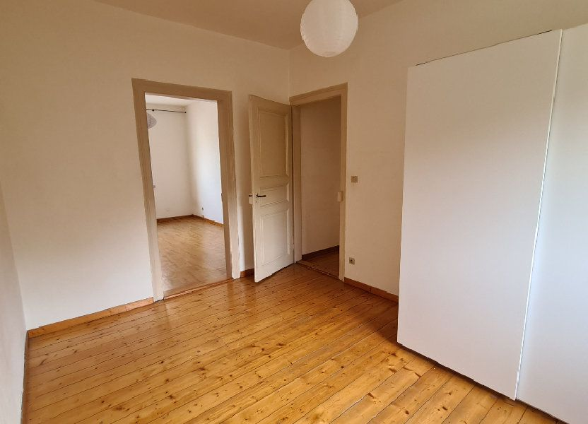 Appartement à louer 64m2 à Schiltigheim