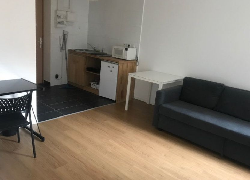 Appartement à louer 21.8m2 à Strasbourg