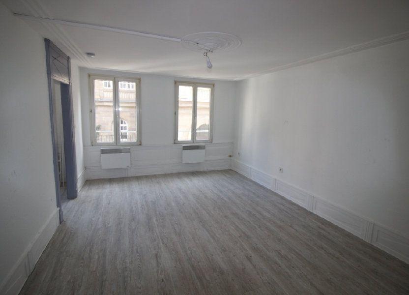 Appartement à louer 43.47m2 à Strasbourg