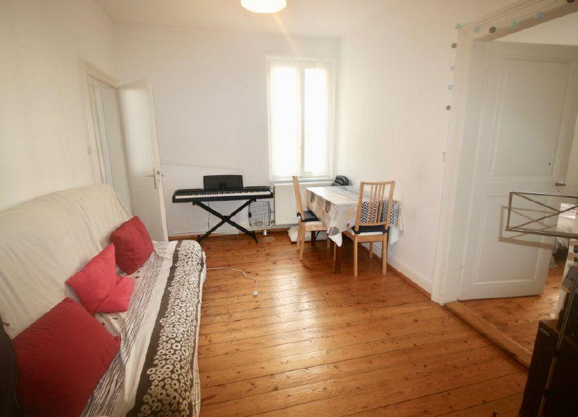 Appartement à louer 44.66m2 à Strasbourg