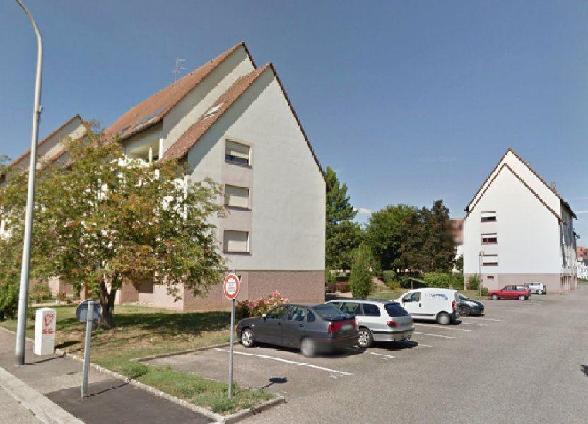 Appartement à louer 85.18m2 à Marlenheim