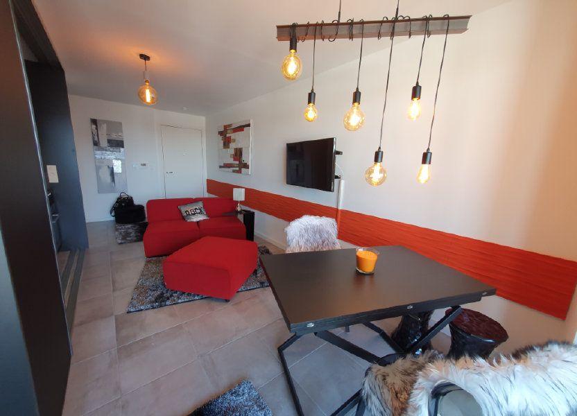 Appartement à louer 38.56m2 à Strasbourg
